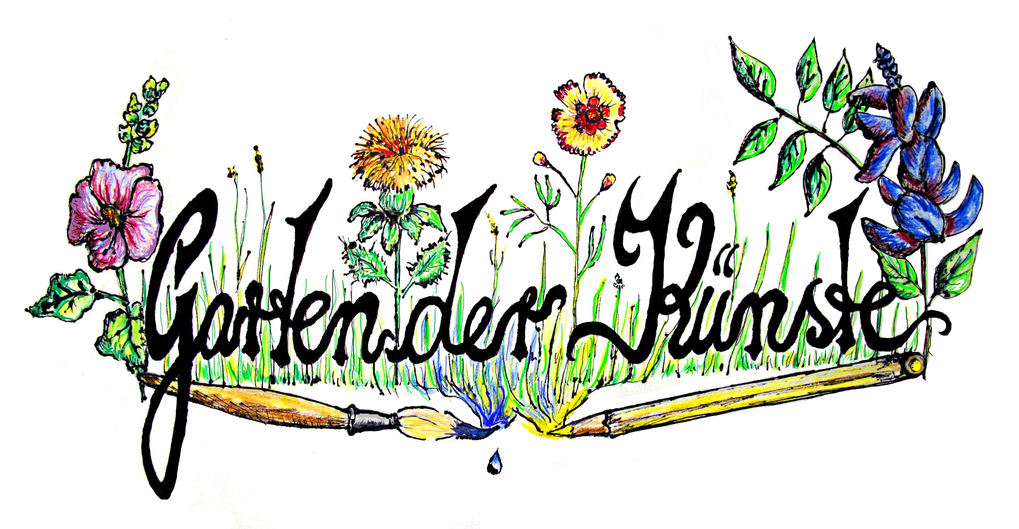 Alchemie auf dem Papier I: Pflanzenfarben herstellen